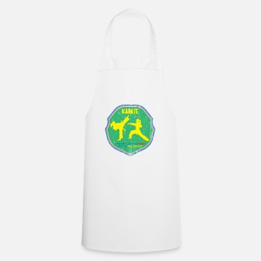 Philosophy Karate Philosophy - Cooking Apron