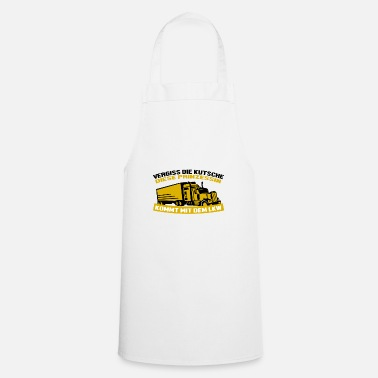 Pointer Trucker Shirt · Speedometer Pointer · Forward Gift - - Cooking Apron