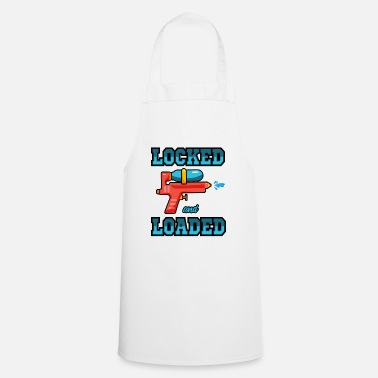 What Loaded and unlocked - Apron