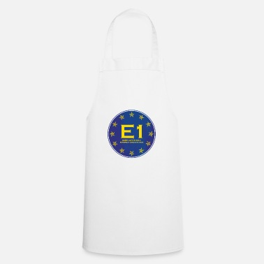 European Long Distance Hiking Trail E1 North Cape to Sicily - Long Distance Hiking - Apron