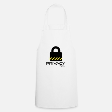 Please Privacy Please Please ... privacy please ... - Apron