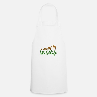Wild Animal Wild animals - wild animals - Apron