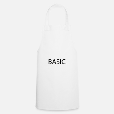 A To Z BASIC Cool Youth Kids Culture Language Teacher - Apron