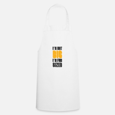 Self Worth Thick weight scales kilo body funny saying - Apron
