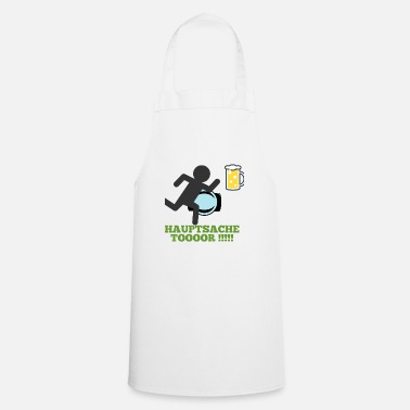 Gate gate - Cooking Apron