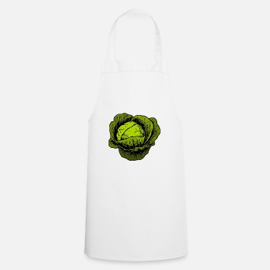 Cabbage Cabbage, cabbage, vegetables - Apron