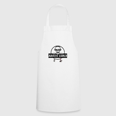 Jurassic Jurassic Gamer - Player, gambler - Cooking Apron