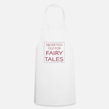 Fairy Tale Figure Fairy tale prince princess fairy fairy dust - Apron