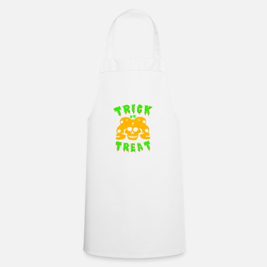 Trick Or Treat Trick or treating! Trick or treat! - Apron