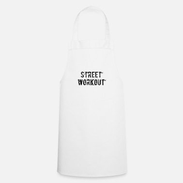Workout straat workout - Schort