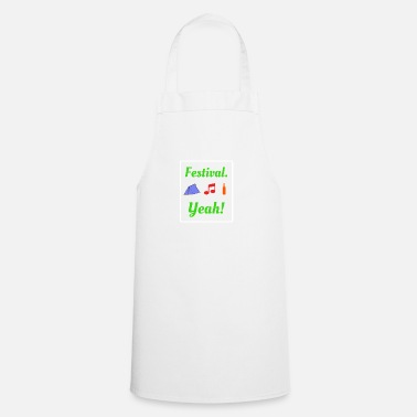 Festival Festival Yeah Music Party - Apron