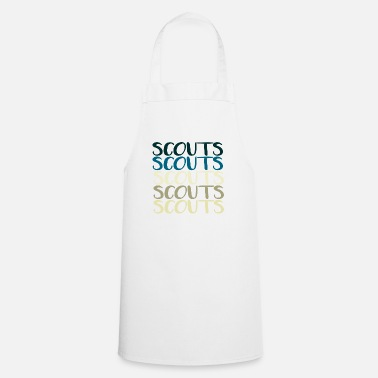 Typo SCOUTS Typo Beach Mix - Cooking Apron