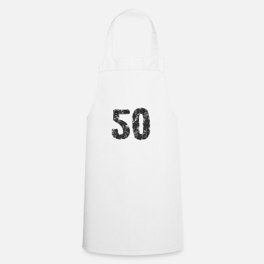 Number number - Cooking Apron