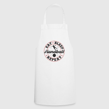 Handball Team Handballer Funny saying gifts - Cooking Apron