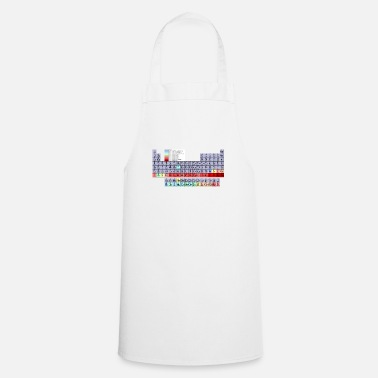 Periodic Table Periodic table. - Cooking Apron