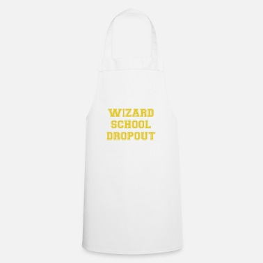 WIZARD SCHOOL DROPOUT - Apron