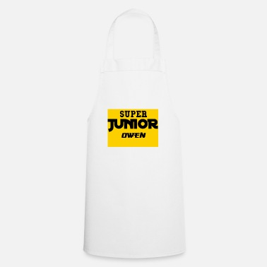 Sjo SJO Big DF Text - Apron