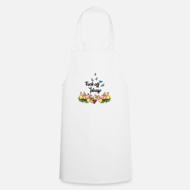 Witty funny witty quote - Cooking Apron