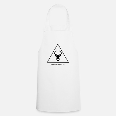 Dirndl Dirndl Checker - Cooking Apron