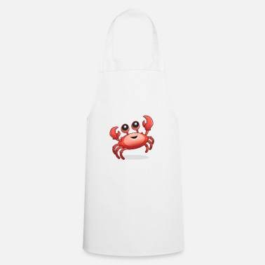 Crab design - Apron