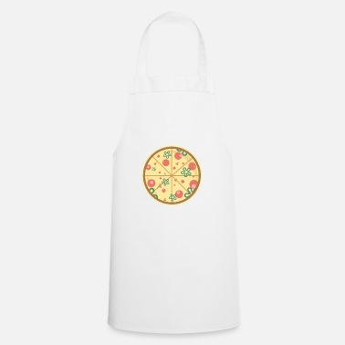 Fast Food Pizza food fast food - Cooking Apron