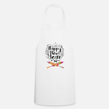 New Years Eve New Year's Eve New Year's Eve New Year's Eve Party - Apron