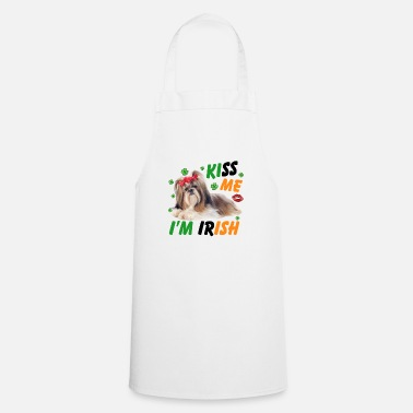 Kiss Me I'm Irish Kiss Me I'm Irish - Apron