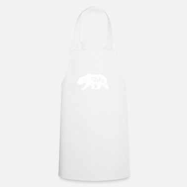 Baby Baby Bear.Gifts for Babies. Baby Camping.Pregnancy - Apron