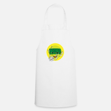 Smoking Smoke - Apron