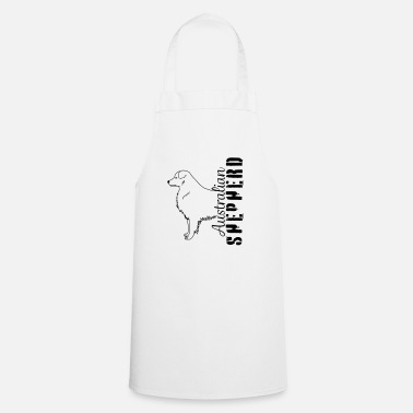 Herding Dog Aussies herding dog pet - Apron
