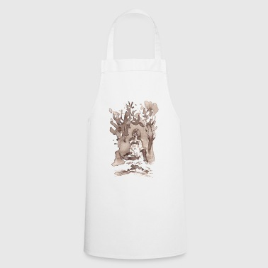 Forest woman - Cooking Apron