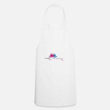 Engagement Valentine's Day Engagement Marriage Wedding Love Heart - Cooking Apron