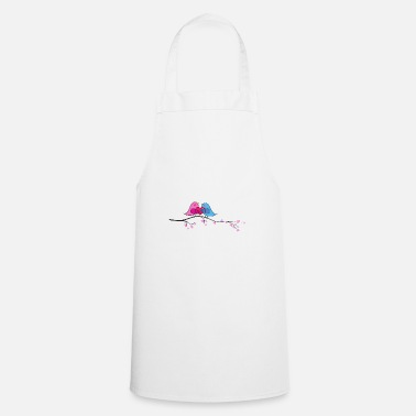 Stag Party Valentine's Day Engagement Marriage Wedding Love Heart - Cooking Apron