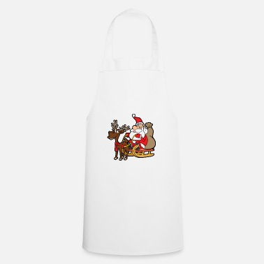 Motivation Christmas - Cooking Apron