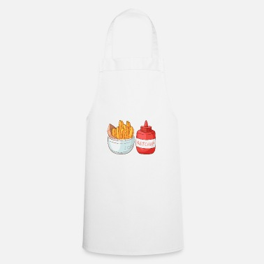 French Fries French fries french fries - Apron
