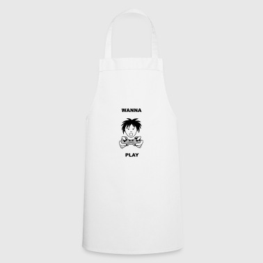 Gamer Gamer - Cooking Apron