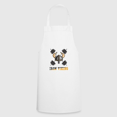 Iron Metal Iron warriors - Cooking Apron