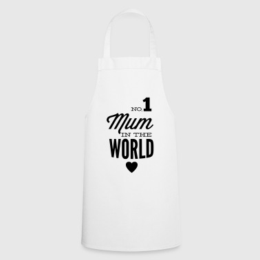 Day The best mother in the world - Cooking Apron
