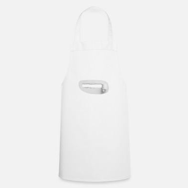 Elevator Elevation. Funny motive - Cooking Apron