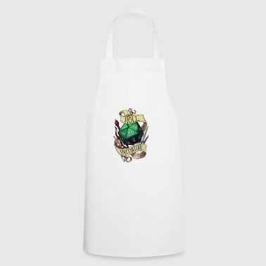 Initial Roll Initiative - Cooking Apron