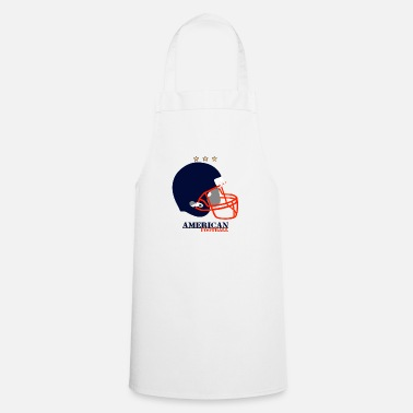 American American football - Cooking Apron
