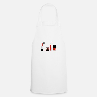 Make Up Set - Apron