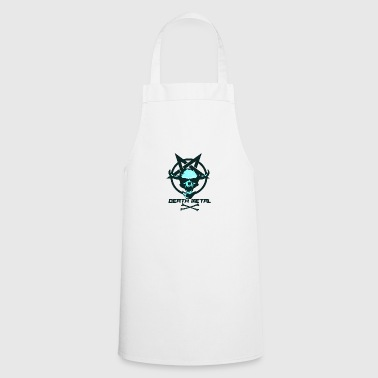 Death Metal - Cooking Apron
