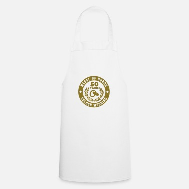 Medal Of Honor MEDAL OF HONOR 50th GOLDEN WEDDING - Apron