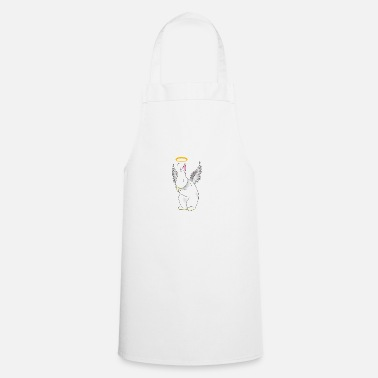 Flake Rabbit flake - Apron