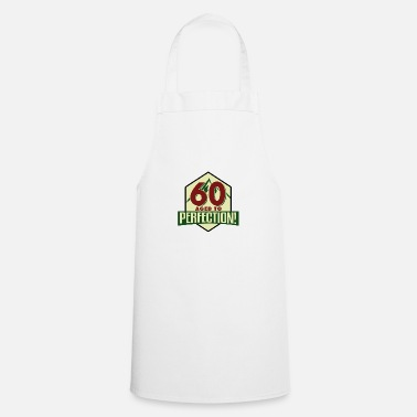 60th Birthday 60th birthday - Cooking Apron
