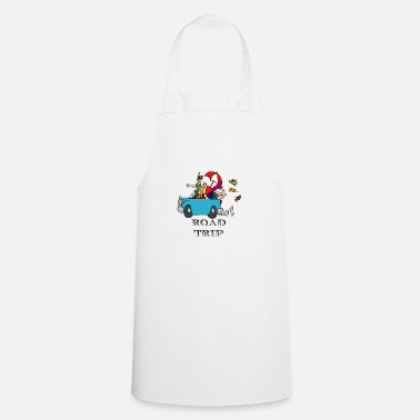 Family Trip road trip - Cooking Apron