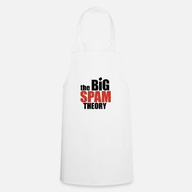Spam The Big Spam Theory - Apron