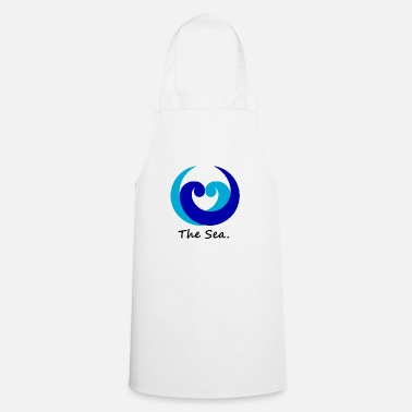 Sea The Sea. - Cooking Apron