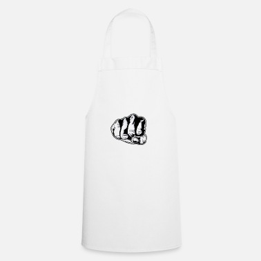 Fist fist - Cooking Apron